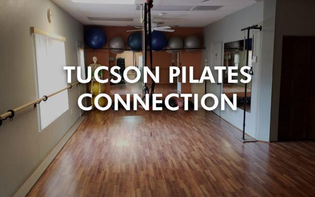 Fitness Room with Pilates Equipment at Tucson Pilates Connection, on Moir Technology